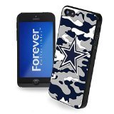 Forever Collectibles Dallas Cowboys Camouflage Hard Snap-On Apple iPhone 5 & 5S Case