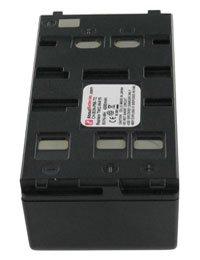 Preisvergleich Produktbild Akku für SAMSUNG VC-E 850 P, Hohe Leistung, 6.0V, 4200mAh, Ni-MH