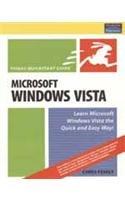 Microsoft Windows Vista: Visual Quickstart Guide (Reprint)