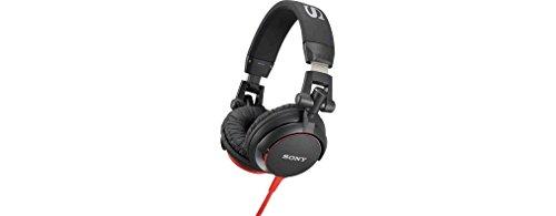 Sony MDRV55/BR DJ Stereo Kopfhörer Rot - 2