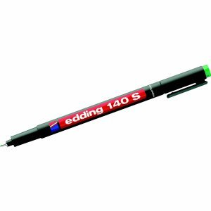 10-x-edding-ohp-marker-grun-03mm