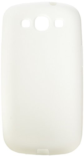 Amzer 96566 Silicone Skin Jelly Case for Samsung Galaxy S3 Neo and S III GT-I9300 (Solid White)  available at amazon for Rs.224