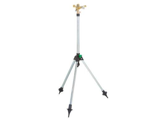 Siena Garden 603352 irrigatore a settore su treppiedi, 50-85 cm