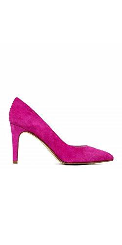 Zapato Salón Tacón Alto Pera Limonera - Color - Fucsia, Talla Zapatos Mujer - 38
