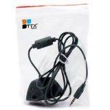 TTXTECH Live Puck Headset Kabel Adapter Repair Part für Microsoft Xbox 360 Puck-kabel