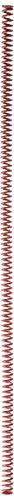 Preisvergleich Produktbild 8x 4,5x 300mm rot chrom Legierung Flache Coil-Druckfeder für Schimmelpilz