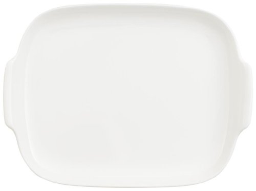 Villeroy and Boch Base en porcelaine pour beurrier Style Royal Blanc
