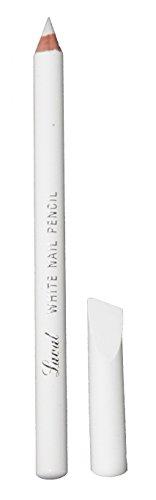Laval Lapiz De Manicura Blanco Para Uñas