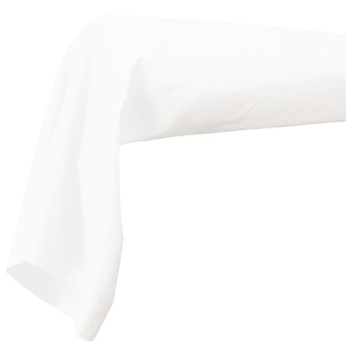 douceur-dintrieur-traversin-point-bourdon-blanc-100-coton-185-x-85-cm