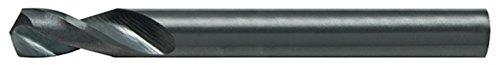 ALFA Tools sh60330s Zahl 30HSS Single Ende Kreuzanschliff Tabelle Metall Bohrer mit Schwarz-Oxid Finish (12Stück)