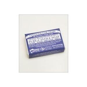 Dr Bronner 140 g Organic Peppermint Soap Bar