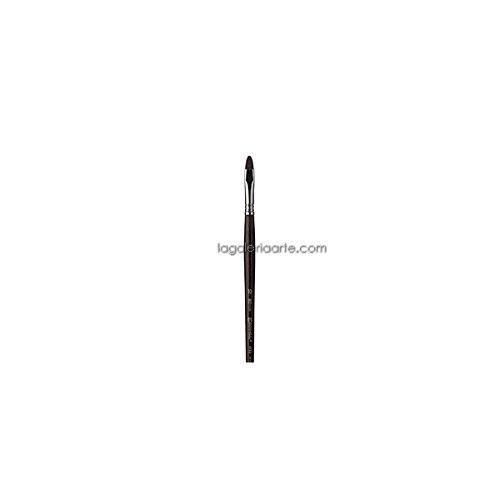 Pincel Escoda 4150 plano carrado Fibra Teijin nº10 m/c