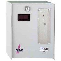 Preisvergleich Produktbild NZR Münzzähler ZMZ 0205 1Euro elektronisch Münzautomat 4048652005123