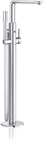 """Grohe Lineare Single-Lever Bath Mixer 1/2"""", Floor Mounted, 237"""