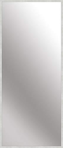 nielsen HOME Wandspiegel Star, Str. Silber matt, Aluminium, ca. 70x170 cm