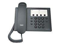 Deutsche Telekom T-Home Telefon Concept P 214 Telefon schwarz