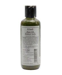 khadi-hair-oil-brahmi-amla-ayurved-sar-sangrah-210-ml