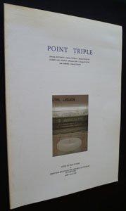 Point triple. Htel de ville d'Ussel et Direction rgionale des affaires culturelles du Limousin, juillet-aot 1986
