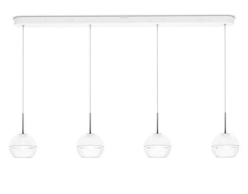 Philips Suspension LED Blanc Arago Luminaire d'intérieur