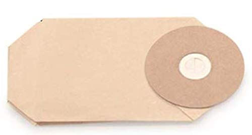 10 x I.Q. Staubsaugerbeutel für FIMAP Rucksacksauger FV9