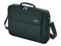 DICOTA Base 16-17.3 Notebooktasche (für Geräte bis 43,9 cm) mit Metalldrahtrahmen