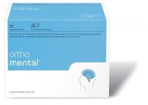 orthomental® (Granulat+3 Kaps.) 30 Tagesport. (30x 16,2g = 486g)