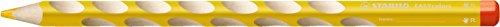 STABILO EASYcolors Einzelstift rechts gelb - ergonomischer Buntstift