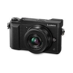 Panasonic Lumix dmc-gx80 + h-fs35100 SLR-Kamera-Kit 16 MP Live MOS 4592 x 3448 Pixel Schwarz, Silber Digitalkamera (16 MP, 4592 x 3448 Pixel, Live MOS, 4 K Ultra HD, 426 g, Schwarz, Silber)