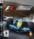 F1 Championschip Edition (Playstation 3)