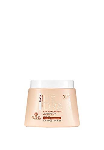 Scheda dettagliata Alama Professional Hydra - Maschera idratante con olio di argan per capelli secchi, 550 g