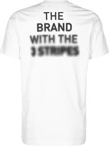 adidas Original Trefoil T-Shirt White