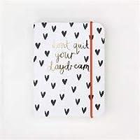 Caroline Gardner Mini Hearts Small Notebook