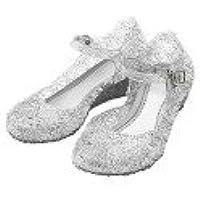 Zapatos de Princesa Plateados (28)