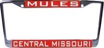Wincraft Central L310399 LIC Plate Rahmen Missouri State - Missouri Rahmen