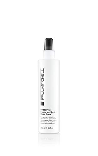 5e36d7db5b7a Paul Mitchell Firm Style Freeze And Shine Super Spray, 1er Pack (1 x 250