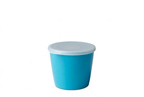 Rosti Mepal 106140011500Container Melamin lateinischer blau 13.2x 12x 4oz 4 Oz Dosen