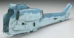 """Trueno del tigre """"AH-1W Rr Set Corporal - Bg"""" para vehículos de juguete controlado a distancia"""