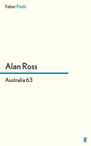 Australia 63 (English Edition) por Alan Ross