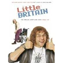 LITTLE BRITAIN: THE COMPLETE SCRIPTS AND STUFF: SERIES TWO by DAVID WALLIAMS' 'MATT LUCAS (2005-08-01)