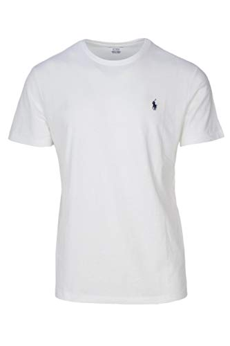 new products 3656b 04898 Maglietta Ralph Lauren Classic-Fit - White (Small)