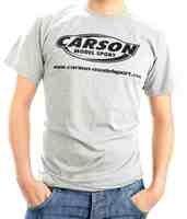 T-Shirt CARSON grau - L