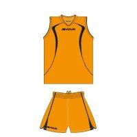 Givova Jordan Basketball Kit, Men's, Jordan