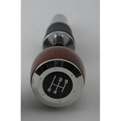 Creative Gifts 5 Speed Shift Bottle Stopper, Chrome Plated by Creative Gifts