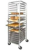 20 Full-Size Mobile Bun Pan Rack by Winco