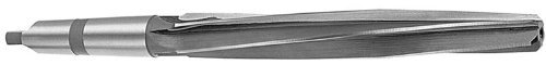 Drill America DWRRB Series Qualtech High-Speed Steel Bridge Reamer, Spiral Flute, Morse Taper Shank, Uncoated (Bright) Finish, 1/2 Size (Pack of 1) by Drill America -