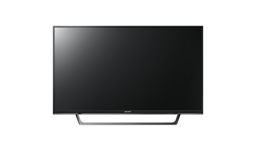 Sony KDL-32WE610 - Fernseher 32'' HD LED Smart TV (Motionflow XR 200 Hz, X-Reality Pro, kompatibel mit HDR, WI-Fi), schwarz