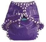 Kushies Kushies Swim Diaper - Medium - Purple