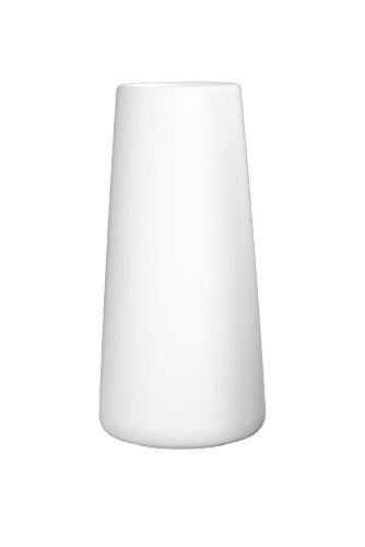 Jarrón de Polietileno Magis Marc Andrew Newson - Para el interior/exterior - Magis Tubby 4 Maceta Blanco