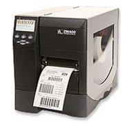 Zebra Technologien ZM400-2001-0200T Modell ZM400Direct Thermal/Thermal Transfer Label Drucker; Print Auflösung 203DPI (8Punkte/mm); RS-232Serial, Parallel, USB, und WLAN Schnittstellen; 10,2cm Maximale Print Breite (Transfer Thermal Drucker)