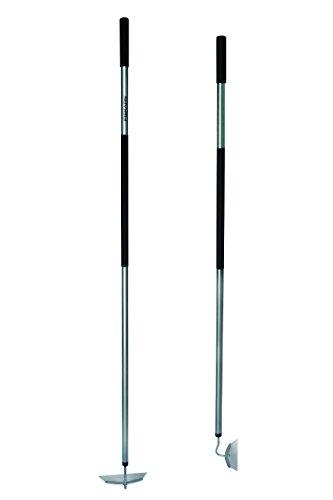 Fiskars 136500 Gartenhacke, silber, 155 x 20 x 9 cm